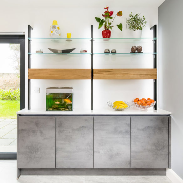 Designer German Kitchens Bobin